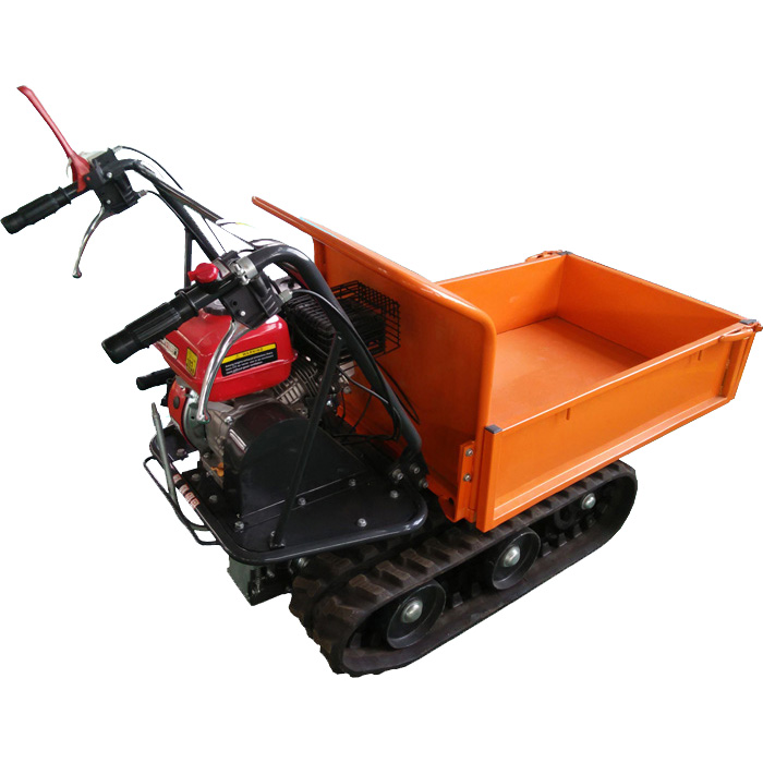 300kg Forestry Tracked Mini Dumper Mainland Uk Delivery Included